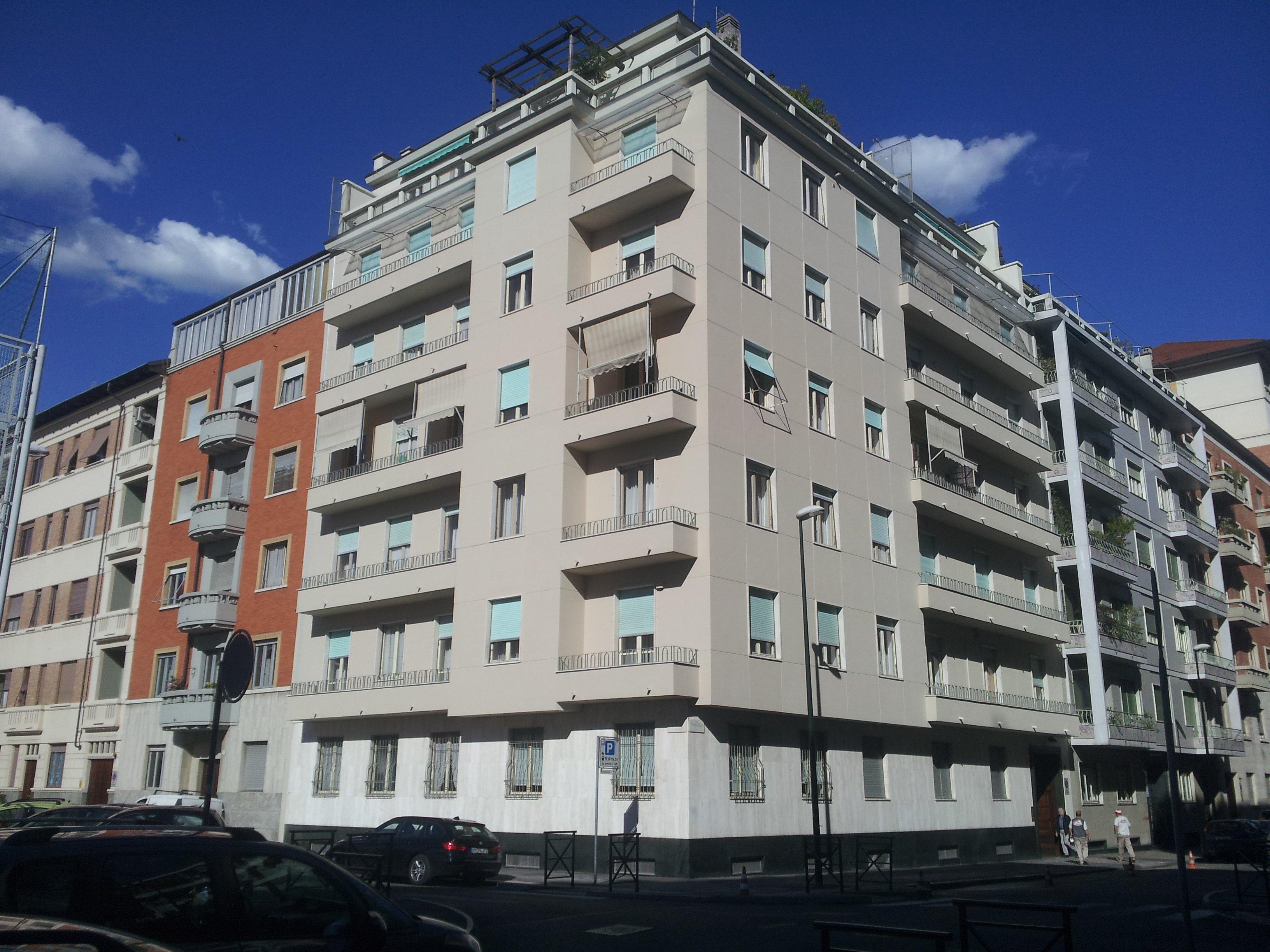 Via Torricelli n.18 - Torino