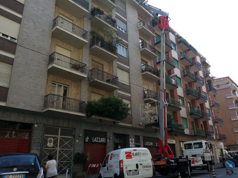 Via Barletta - Torino