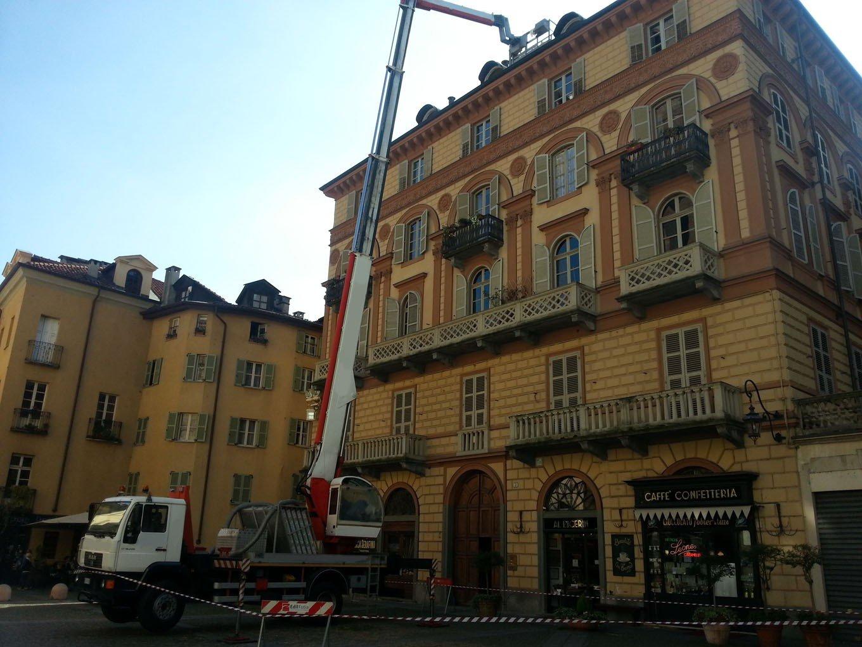 P.za della Consolata - Torino