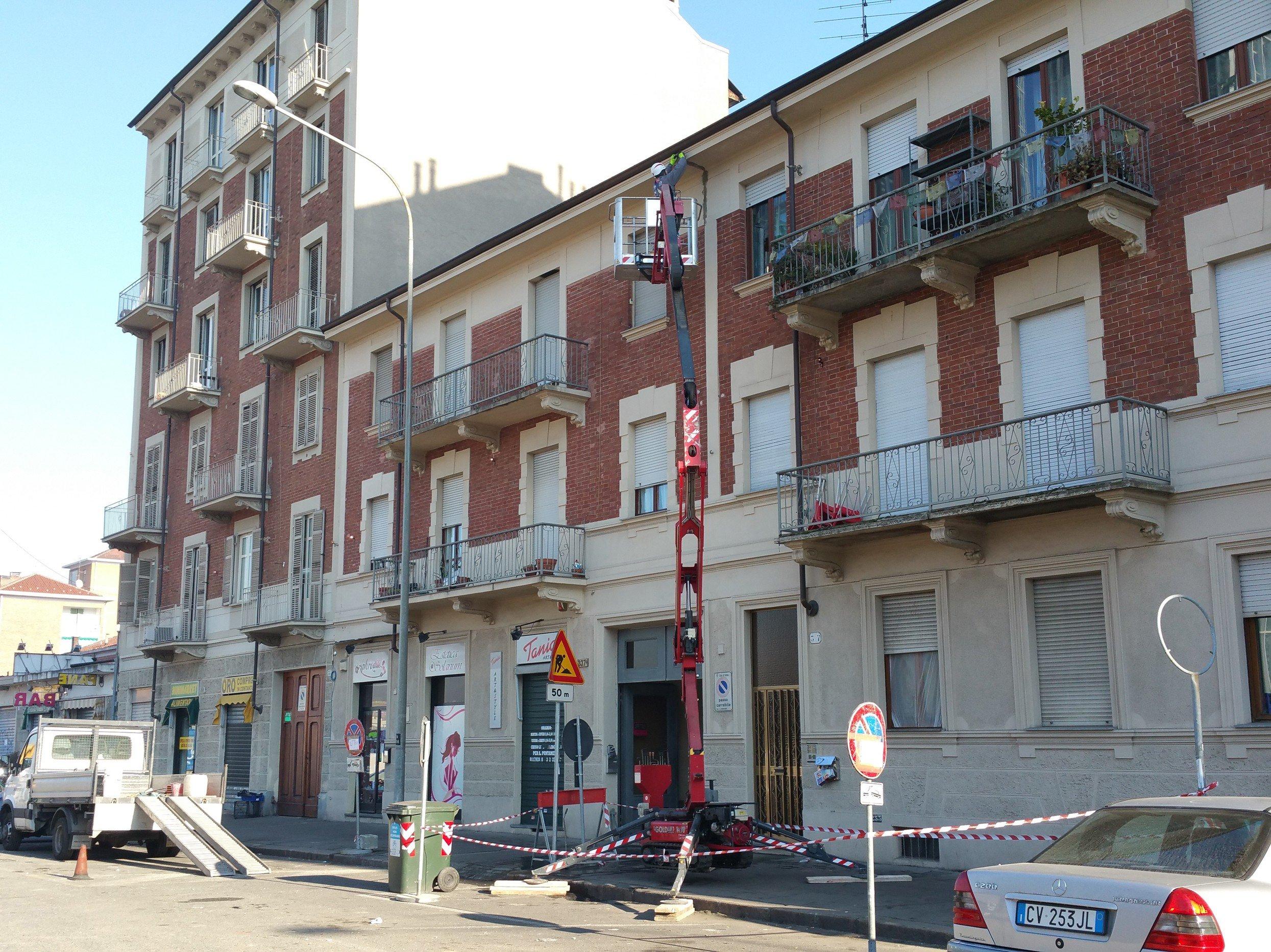 Via Nizza - Torino