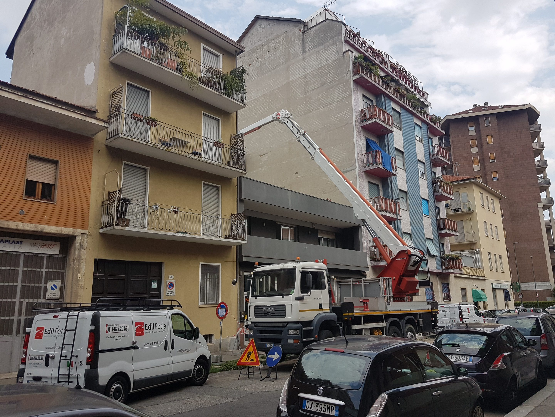 Via Rochemolles - Torino