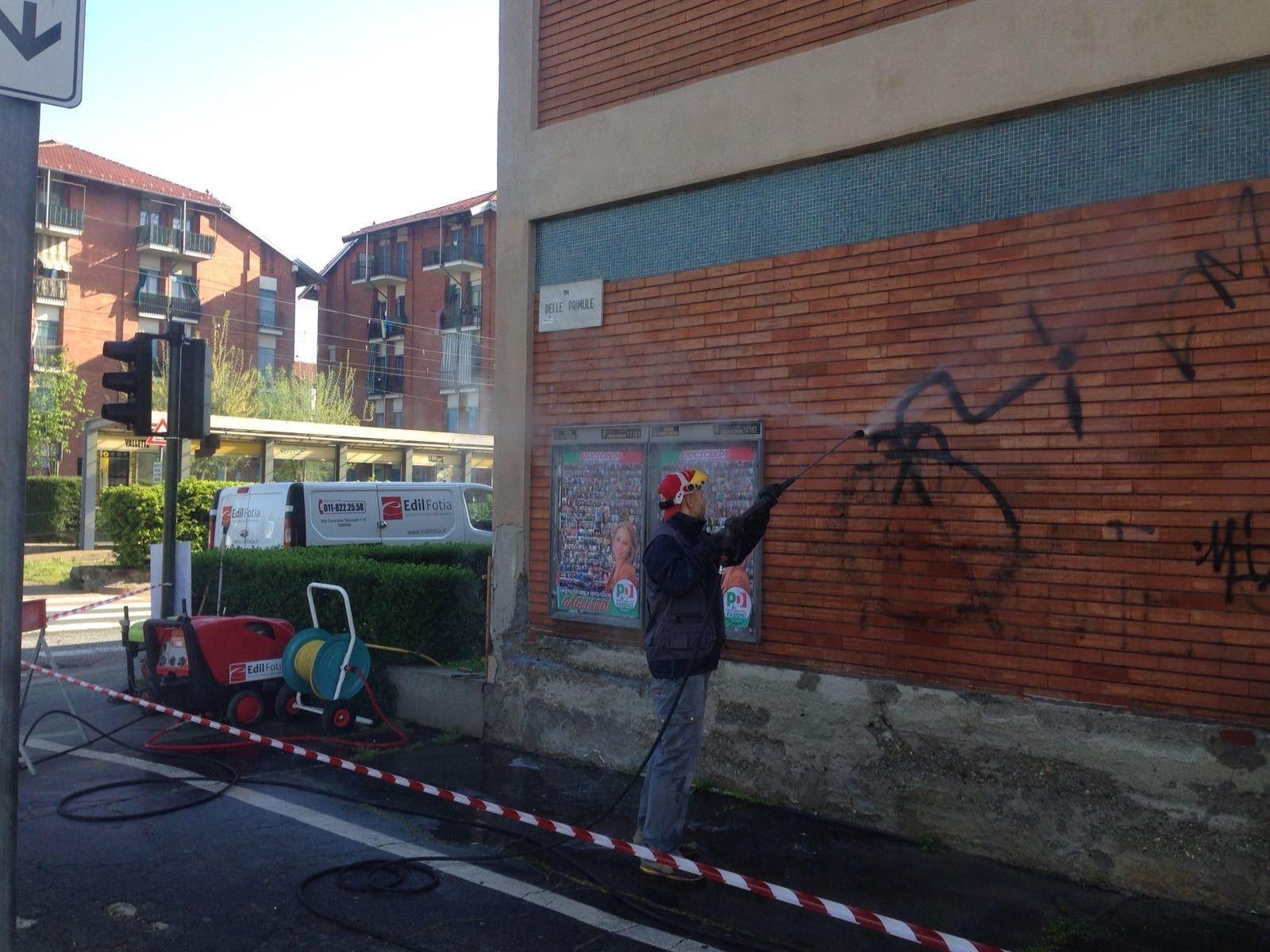 Viale Dei Mughetti n.45 -Torino