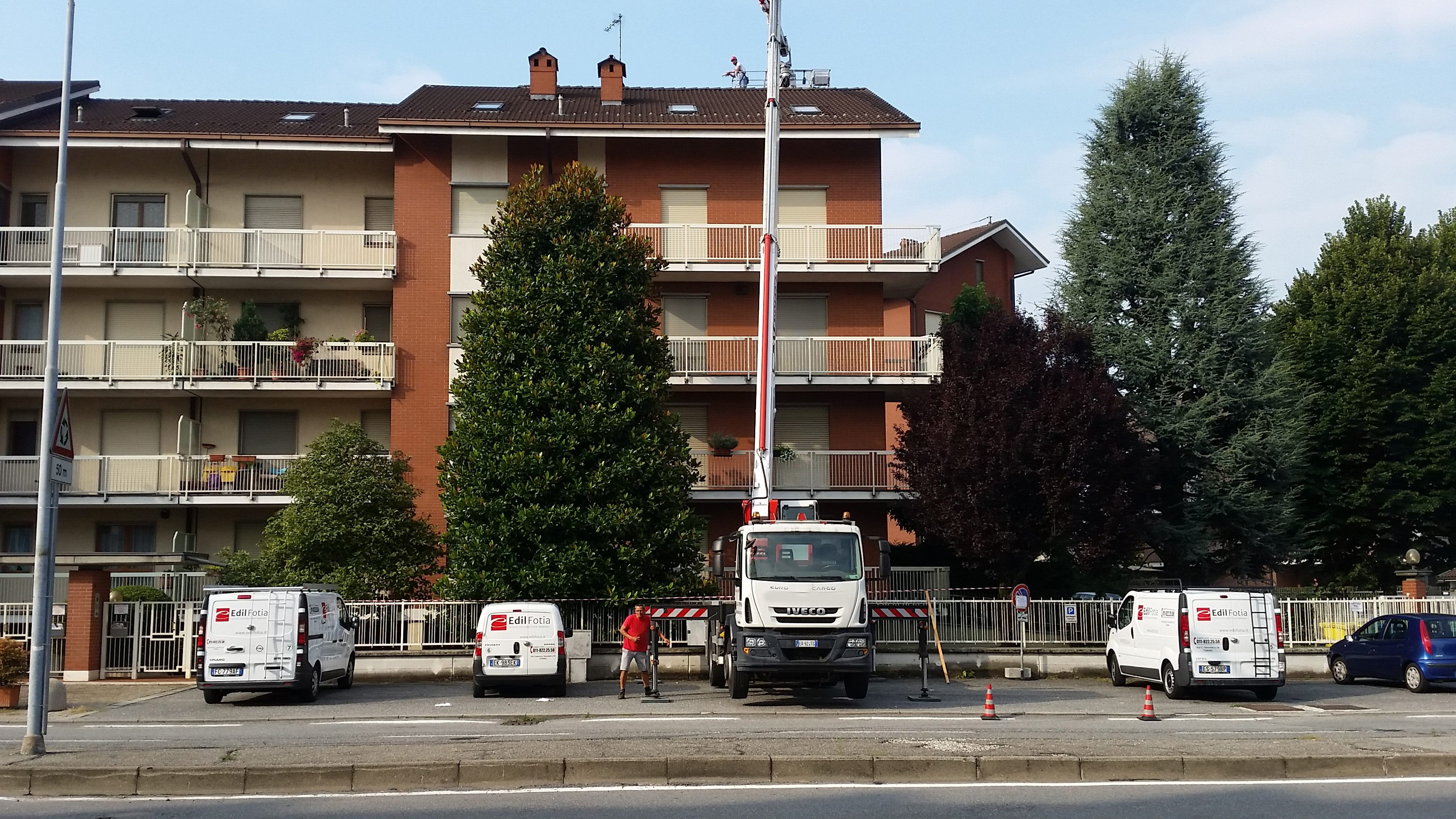 Via Aosta - San Mauro Torinese